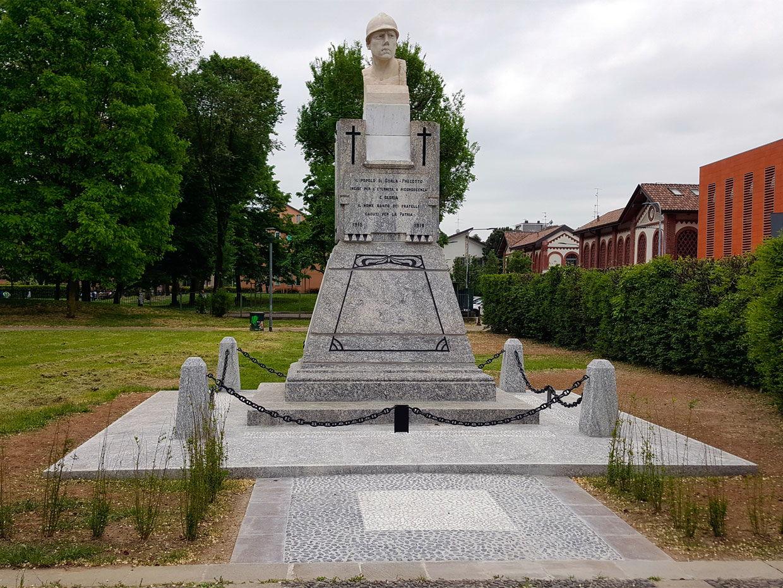 Monumento ai Caduti di Gorla e Precotto